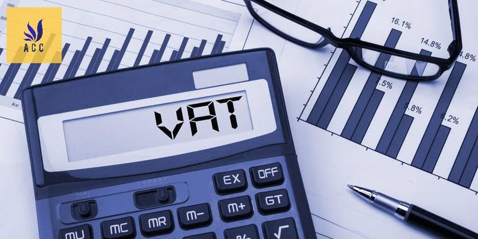 Khai thuế giá trị gia tăng VAT