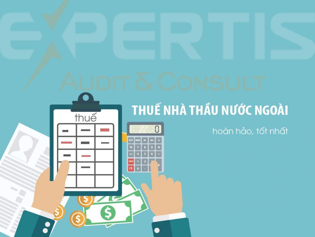 Thuế nhà thầu nước ngoài | EXPERTIS Dịch vụ thuế NTNN