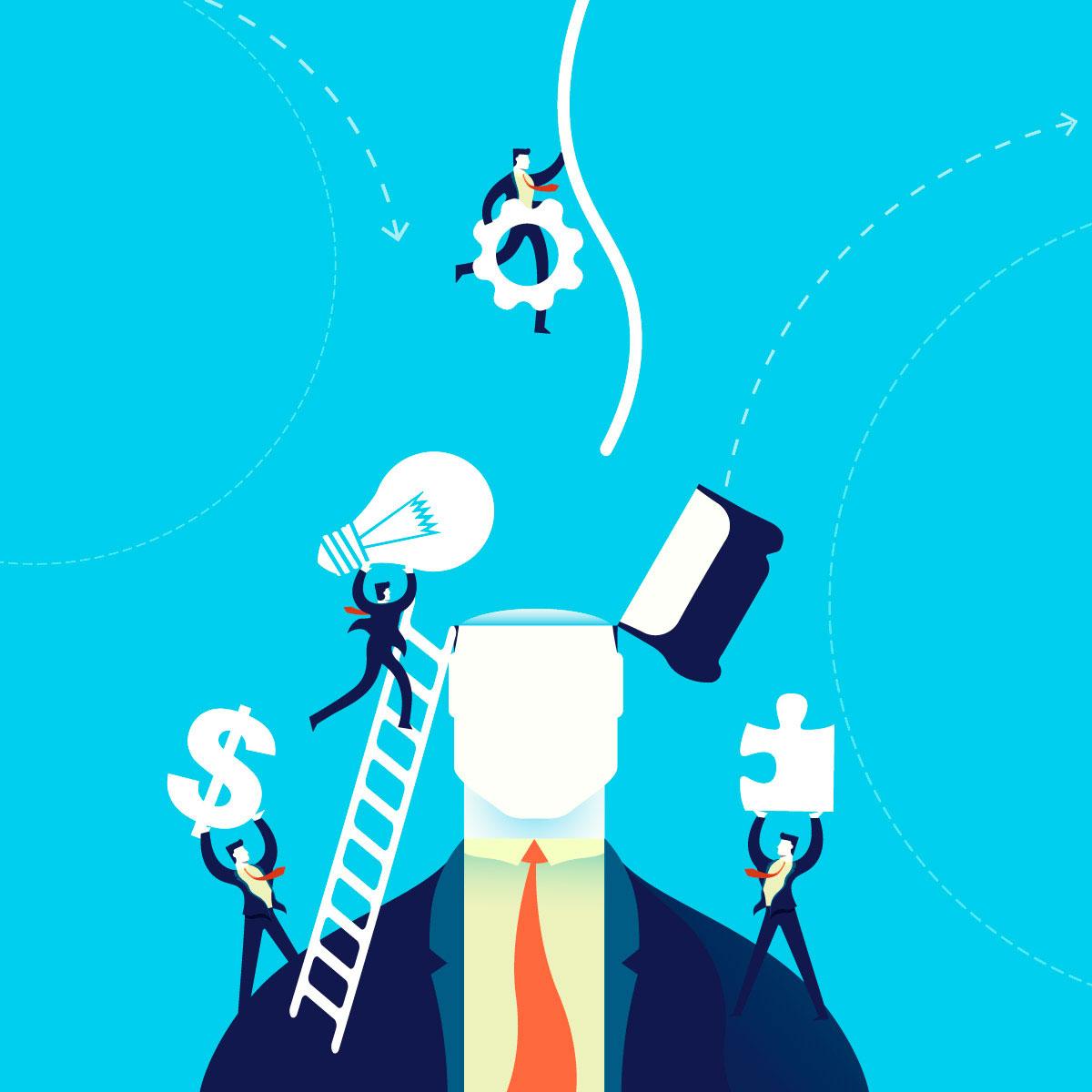 Lãnh đạo bản thân một cách hiệu quả trong công việc