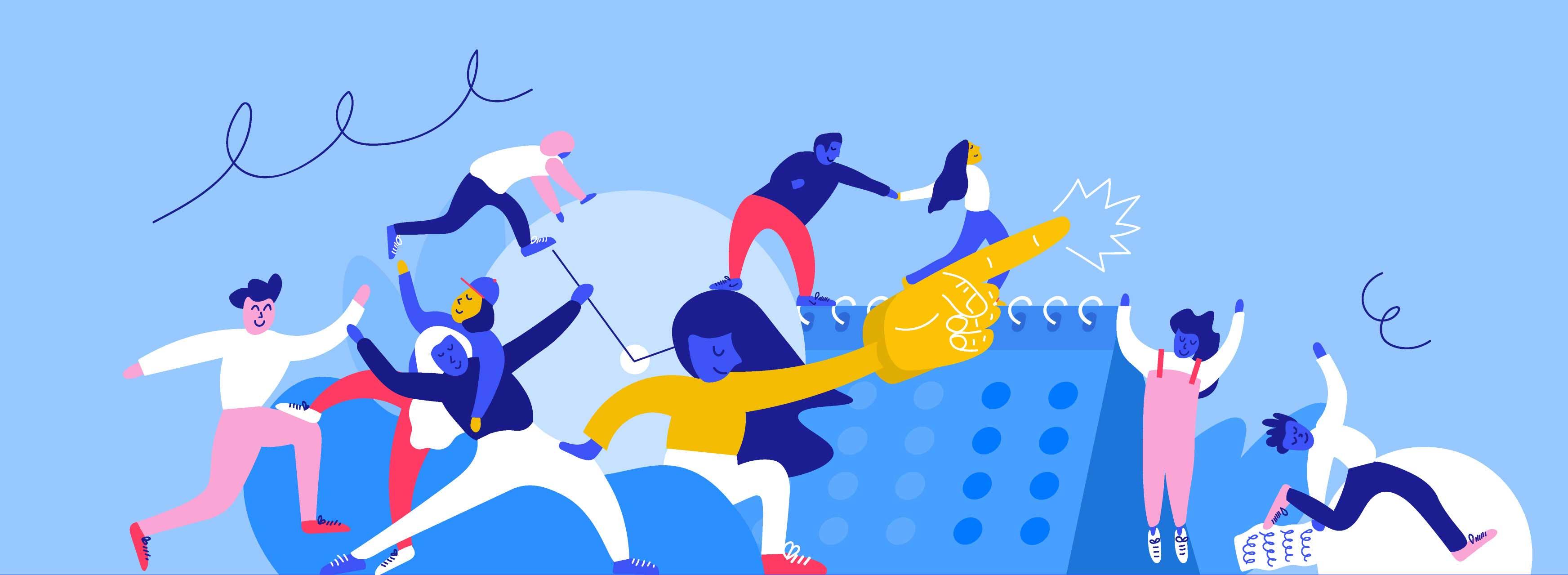 5 Cách lãnh đạo đội nhóm hiệu quả hơn - Munkas Agency