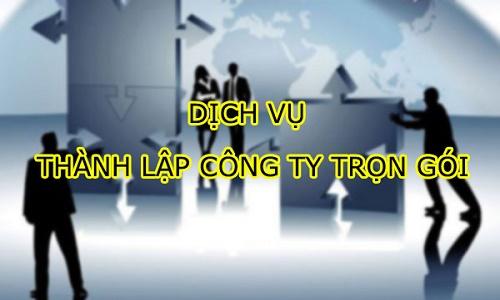 Thiên Luật Phát chuyên cung cấp dịch vụ thành lập công ty trọn gói