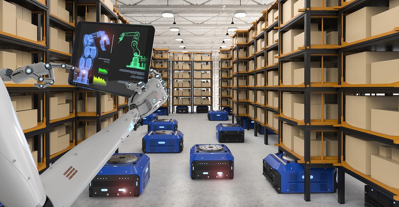 Giải pháp quản lý kho thông minh bằng công nghệ RFID – Industrial IoT &  Smart Factory VN